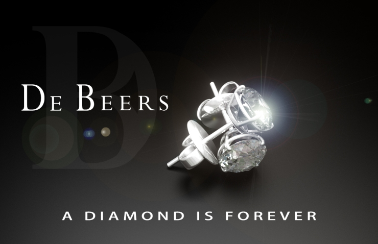 de beers a diamond