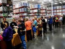 Costco feeding the masses 2