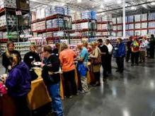 Costco feeding the masses 2