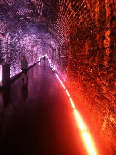 Brockville Tunnel Red