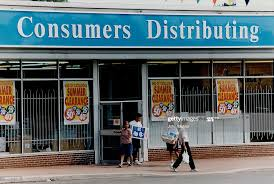 Consumers Distributing storefront